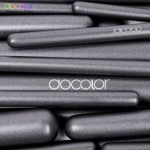 Image 5 - Set di pennelli per trucco Docolor professionale con fondotinta per capelli in polvere naturale ombretto pennello per trucco fard 10 pezzi 29 pezzi