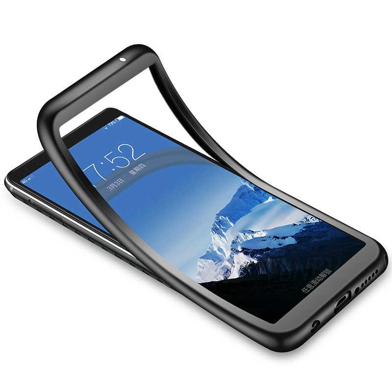 360 Grau Completo Tampa Do Caso TPU Macio Para O Huawei P30 Pro Companheiro 20 10 Lite P20 P10 P8 Lite 2017 P Inteligente 2019 Honra 10 9 Lite Nova 3i