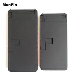 Image 3 - Ekran LCD wyrównanie formy bez fałdu Flex Cable Pad dla iPhone 11Pro Max 11Pro 11 OCA laminowanie próżniowe narzędzia do naprawy telefonów komórkowych
