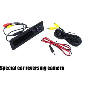 Image 5 - AUTO CAM Decoder Adapter Car Rear Camera For Audi A6 (C7) 2009~2020 Original 8 inch Display Upgrading Parking Assist System