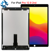For iPad Pro 12.9 2nd Gen Tablet LCD Display Touch Screen Digitizer Panel Assembly A1821 A1670 A1671 lcd With Board 2017 Version