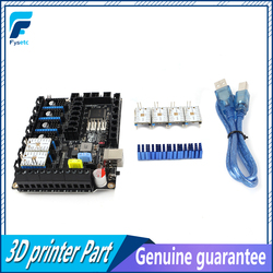 S6 V1.2 Board 32 Bit Control Board Met 6 Pcs TMC2209 V3.0 Stappenmotor Driver Uart Vliegende Draad Mx Connector vs F6 V1.3 Skr V1.3