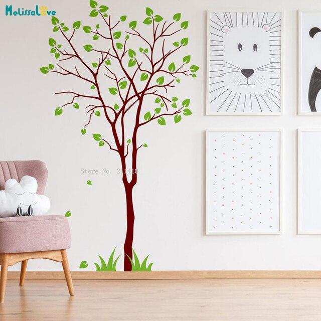 Simple Tree Sticker 4