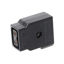 D-tap dtap tipo b fêmea power diy plug conector para bateria de câmera antonbauer