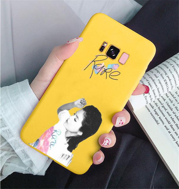 RARE SELENA GOMEZ SAMSUNG PHONE CASE (4 VARIAN)