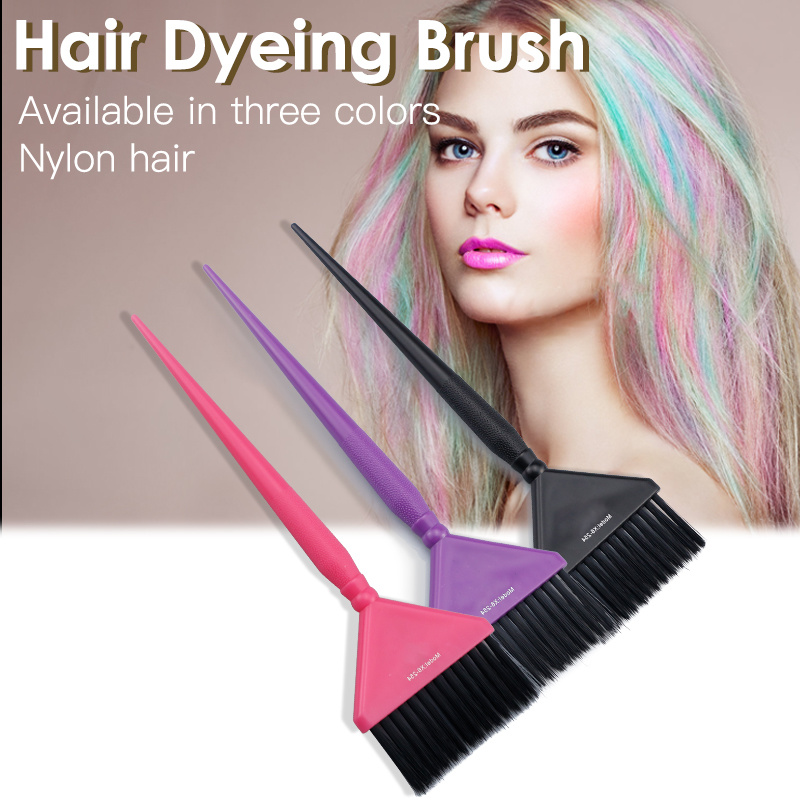 High-grade Hair Brush Hairdressing Tools Professional Barber Shop Hair Dye Comb Hair Salon Supplies Special Dyeing Brush