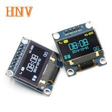 0.96 inch oled IIC Serial White OLED Display Module 128X64 I2C SSD1306 12864 LCD Screen Board GND VDD SCK SDA for Arduino