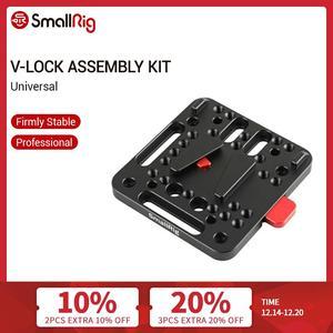 Image 1 - SmallRig V Lock Assembly Kit Female V Dock Male V Lock Quick Release Plate   1846