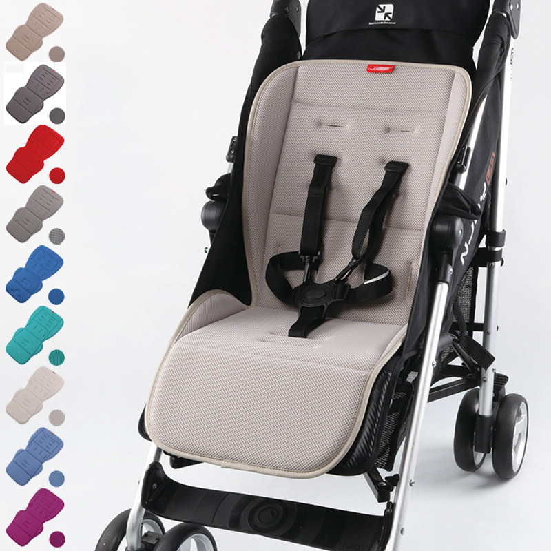 Breathable Waterproof Seat Cushion Liner Mat Pad Cover for Stroller Car Chair