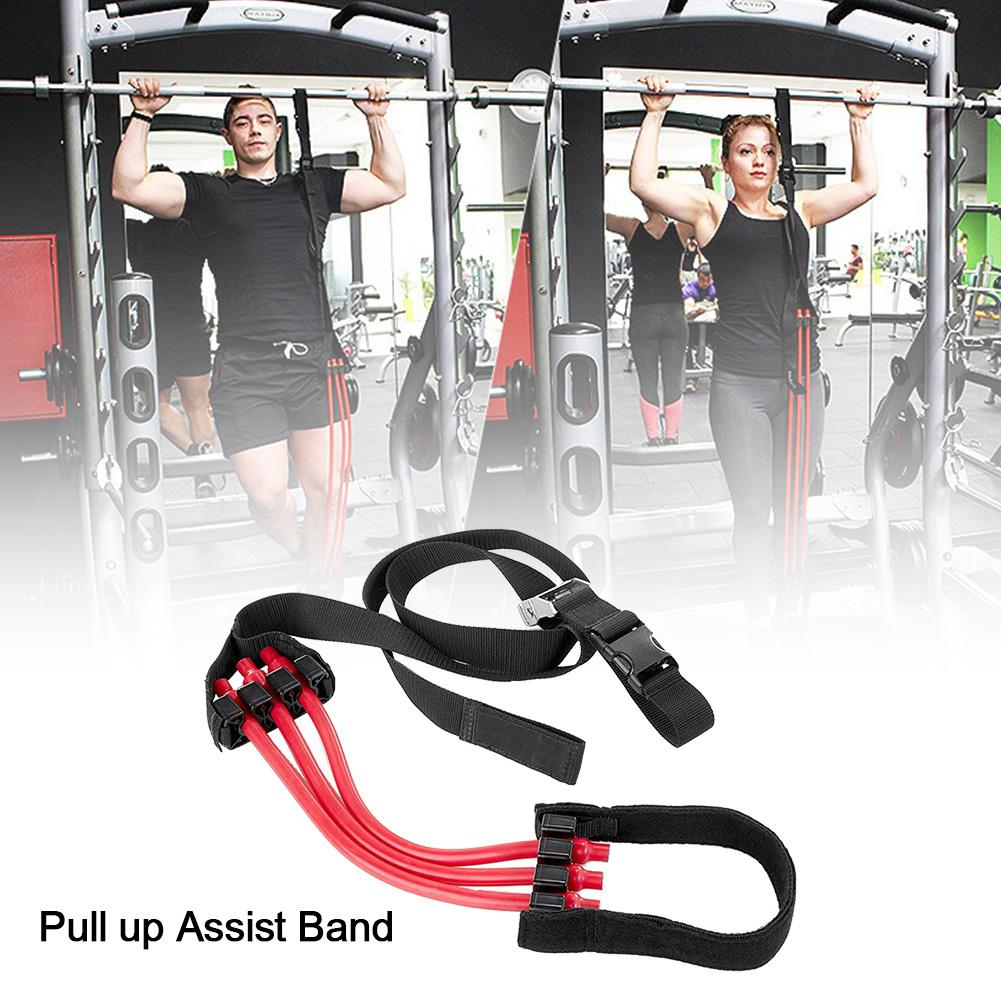 Arm Strength Pull Rope Pull Up Assist Band Abdominal Muscle Building Chin Up Assist Band For High Performance Full Body Workout
