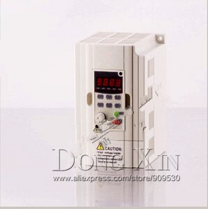 цена на Free shipping 2.2KW Brand New Variable Frequency Drive VFD Inverter 220V 50HZ White color more small size