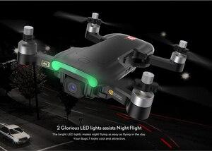 Image 3 - Mjx バグ 7 B7 gps ドローン rc quadcopter 4 18k 5 グラム wifi fpv ブラシレスモーターヘリコプタージェスチャーコントロール折りたたみ drone vs E520S