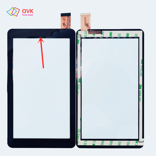 7 Inch touch screen for Digma CITI Kids CS7216MG Capacitive touch screen panel repair replacement parts