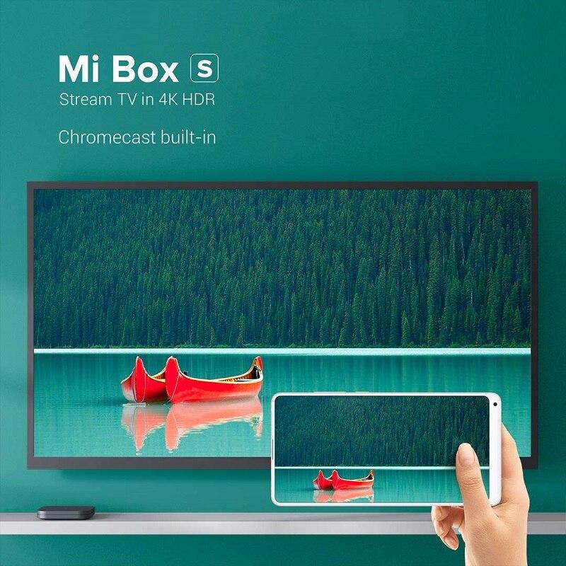 cheapest Original Global Xiaomi Mi TV Stick Android TV 9 0 Quad-core Dolby DTS HD Dual Decoding 1GB RAM 8GB ROM Google Assistant Netflix