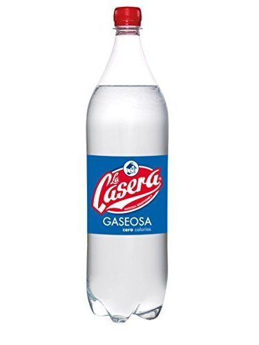 Süßer Sprudel / Gaseosa La Casera - 1,5 Liter