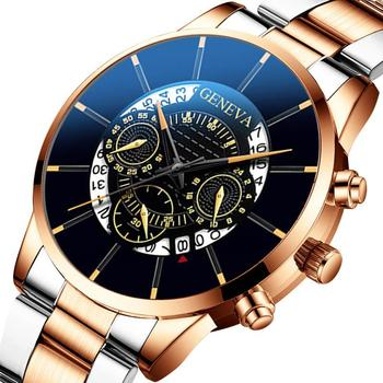 Men's Watches 2020 Top Luxury Brand Fashion Quartz Men Watch Waterproof Chronograph Business Wristwatch Relogio Masculino megir luxury brand men silicone sports watches 2020 fashion army watch man chronograph quartz wristwatch relogio masculino 2161
