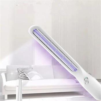 LED Violet Disinfection Lamp Rod Ultraviolet ray Disinfection Face Mask Disinfection Machine Baby Crawling Mat Sterilization