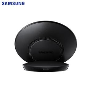 Image 2 - Chính Hãng SAMSUNG Sạc Nhanh Không Dây Sạc Miếng Lót Dành Cho Samsung Galaxy SAMSUNG Galaxy S9 Plus S10 + N9600 IPhone8 S7 Edge S8 G955F note 8 Note 9