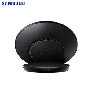 Image 2 - SAMSUNG Original Fast Wireless Charger Charging Pad For Samsung Galaxy S9 Plus S10+ N9600 iPhone8 S7 edge S8 G955F Note 8 Note 9