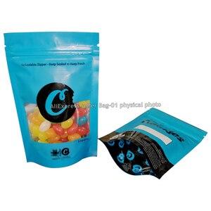 NEW Cookies Bag Mylar Resealab