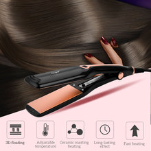 Wide Plate Hair Straightene Iron
