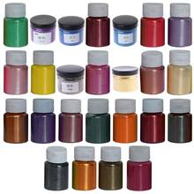 100 g/bottle Pearlescent Powder Crystal Glue Filling Material Slime Mud DIY Jewelry Soap Epoxy Pigment QX2B(China)