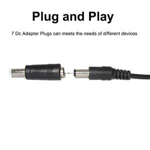 Image 5 - Usb dc電源ケーブルユニバーサルusb dcジャック充電ケーブル電源コードプラグコネクタアダプタ用ミニファンスピーカー