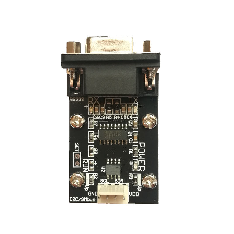 RS232 To SMBus, RS232 To I2C, PMbus Standard Protocol, I2C To Serial Port Level Main Module