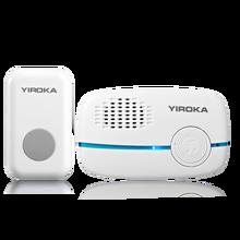 Wireless Doorbell Punch Or Paste Door Bell Waterproof Home Security Electronic Welcome