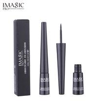 IMAGIC Beauty Makeup Cosmetic Black  Long-lasting Waterproof Eyeliner Eye Liner Pen Pencil Make Up Set Easy to Wear