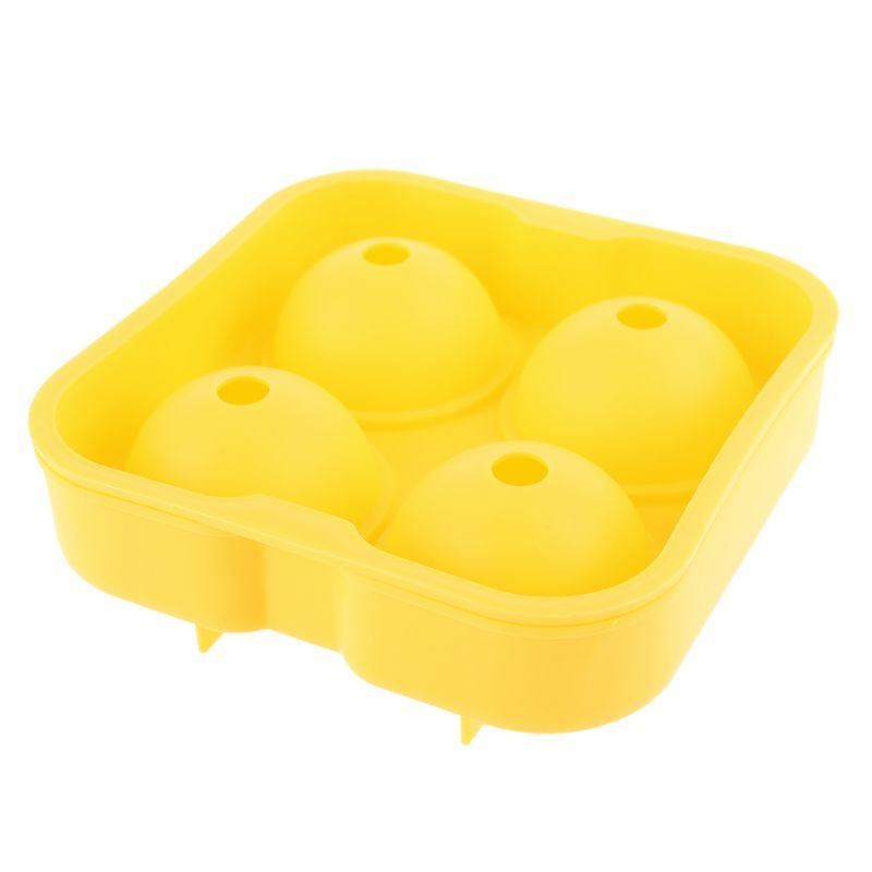 Whiskey Ice Cube Ball Maker Mold Mould Brick Round Bar Accessiories High Quality Random Color JUN06