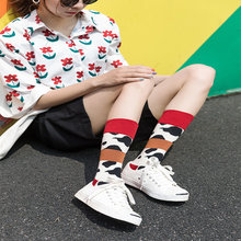New Frontier Fashion Female Socks Winter High-Socks Socks, Student LadiesSocks and Posts