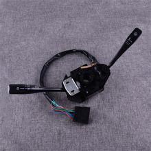 DWCX איתות פלסטיק מגב מתג LHD Fit עבור מיצובישי L200 GL GLS 1993 1994 1995 1996 1997 1998 1999 2001 2002 2003 2004