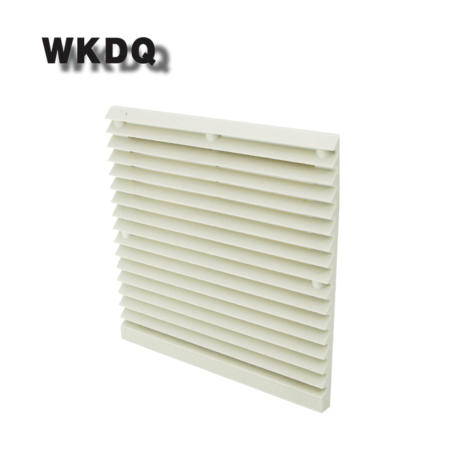 3323-300 Easily Replaceable exhaust fan waterproof Electrical Cabinet Air Filter IP54 1