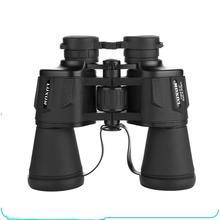 Новинка 20x50 бинокль высокой четкости мощный Военный бинокль для охоты на открытом воздухе Hd телескоп водонепроницаемый бинокль