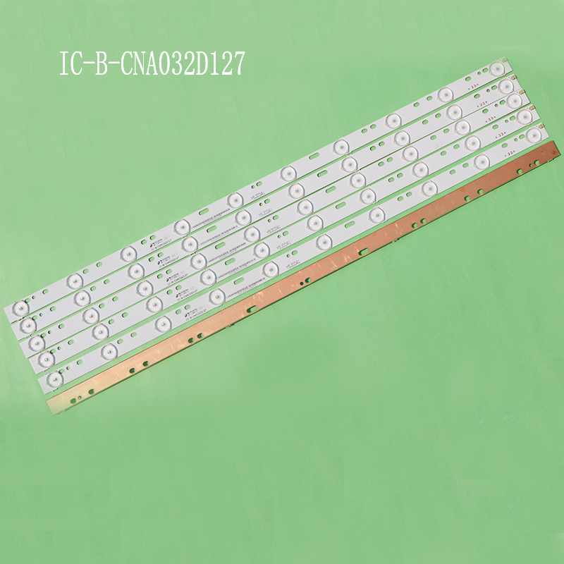 6Pieces/lot For PROSCAN LCD TV Backlight IC-B-CNA032D127 Screen TH315LK11-ABW1 56.2CM 100%NEW