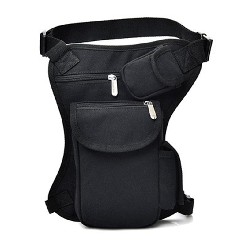 Холщовые поясные сумки, сумка для ног, мужской ремень для велосипеда и мотоцикла, пояс для денег, поясная сумка для работы, высокое качество