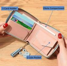 Carteira longa bifold mulheres couro feminino embreagem carteiras moeda bolsa id cartão moeda bolsas telefone saco de dinheiro meninas presente pr0857s85