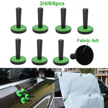 EHDIS Carbon Fiber Film Magnet Holders Car Accessories Goods Vinyl Wrap Sticker Fix Tool Window Tint Foil Auto Wrapping Fixer