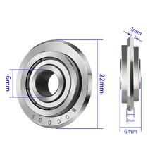 Режущее колесо для стекла керамической плитки кирпича металлического