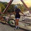 2020 pro team triathlon bike wear manga curta collant ciclismo wear 9d gel feminino terno de uma peça 1