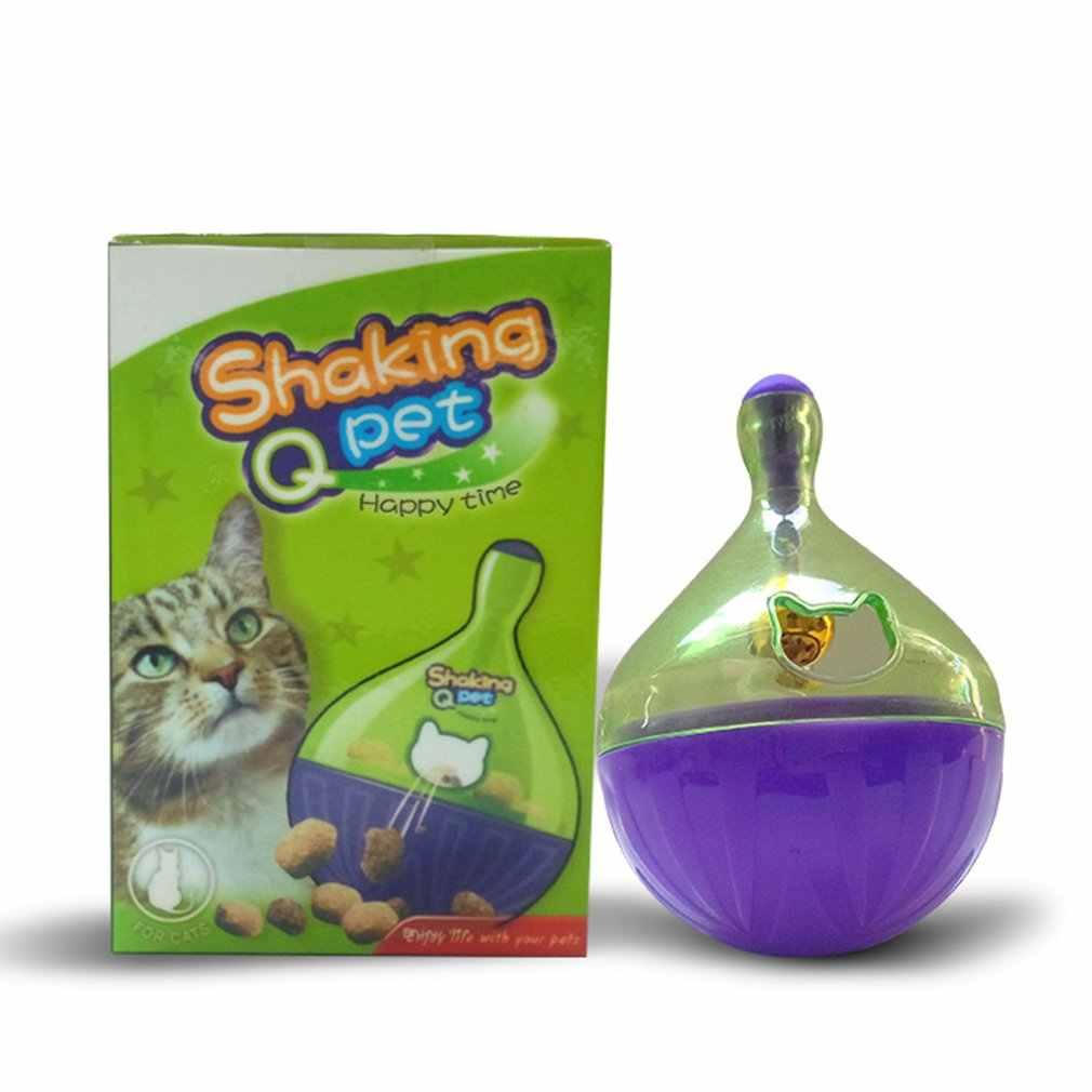 犬猫ペット御馳走ボールインタラクティブおもちゃタンブラーデザイン食品調剤タンブラーのおもちゃ増加 IQ と精神刺激ドロップシップ