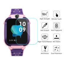 New Waterproof Q12 Smart Watch Multifunction Children Digital Wristwatch Baby Watch Phone For IOS Android 3pcs Protective Film(China)