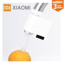 XIAOMI MIJIA ZJ водосберегающий Автоматический Инфракрасный индукционный умный кран энергосберегающее устройство для воды Кухонная Форсунка для ванной