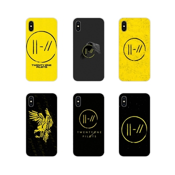 Twenty One Pilots Trench Accessories Phone Cases Covers For Huawei Honor 4C 5C 6X 7 7A 7C 8 9 10 8C