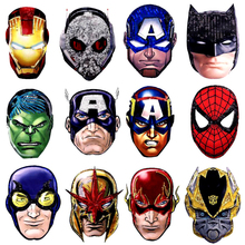 Pulaqi Spiderman Patch For Clothes Avengers Patches Clothing Marvel Stickers Sew Iron-on Cartoon Parche F