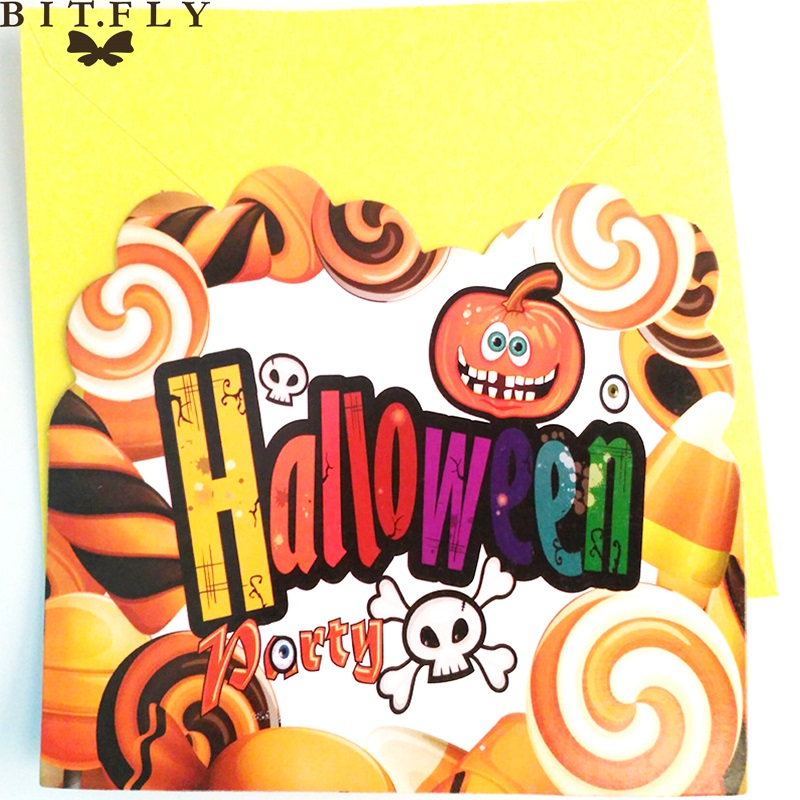 Halloween Papel Desechable Mantel