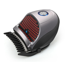 Trimmer Professional Hair-Clipper Electric-Haircut Rechargeable Mini Limit 9pcs Combs