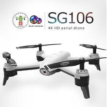 Toys Camera Rc-Drone Rc-Quadcopter SG106 FPV Wifi Optical-Flow 1080P Kid Aircraft HD