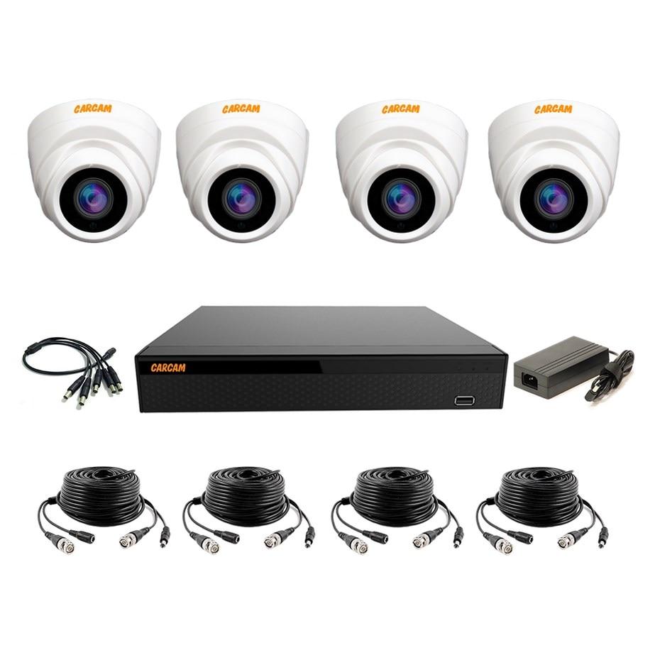 Ready Set CCTV CARCAM VIDEO KIT-4 4 Camera
